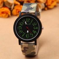 Free shipping! Latest fashion disruptive pattern personalized sport watches men, Colorful casual quartz  watch women