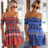dress 2015 vestidos women dress wrapped chest waist beach dress vestido summer dress vestido de festa