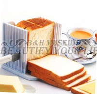 1PC Pro Bread Cut Loaf Slicer Cutter Mold Maker Even Slicing Cutting Guide Kitchen Tool