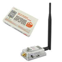2W WiFi Wireless LAN Signal Booster Broadband Amplifier Router 2.4Ghz Power Range Signal Booster
