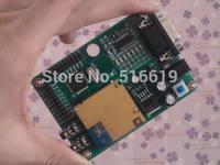 Free shipping EM310 GPRS/GSM/CDMA development board Compatible with MC55/MC52I  Dual port 51 single chip microcomputer