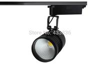 trilho de luz 30W luz warm/day/cold / pure white lampada para trilho wholesale 10pcs varal de lampadas Free shipping