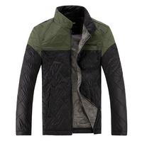 Men's jacket The new leisure coat Fashion collar cotton coat jacket