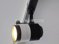 Free shipping dimmer track light 20W warm/day/cold / pure white spot led rail 85-265V  wholesale lustre cozinhas pendente