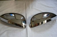 ABS Chrome Rearview Side Mirrors Cover trims For Volkswagon VW Tiguan 2013 2014