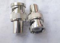 50pcs/lot  BNC male Loads 1W 1 Watts  DC-2.5GHZ 75ohm Terminal termination dummy RF Coaxial Adapter