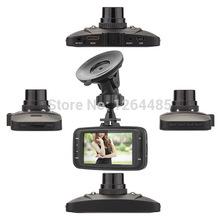 2.7 » FHD 1080 P автомобильный видеорегистратор автомобиля видеокамера даш Cam g-сенсор HDMI GS8000L автомобилей рекордер DVR бесплатная доставка