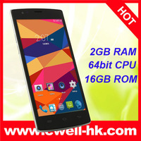 "Original Ulefone Be Pro quad core mobile phone MTK6732 64bit 2GB RAM/16ROM 5.5"" HD Android 4.4 kitkat 13.0MP FDD LTE 4G"