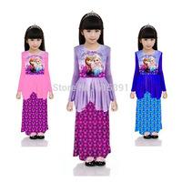 infantis Baby Girls Clothing Sets For spring summer 2015 Girl's Skirt Set Children  Kids clothes de menina for age 2-12Y