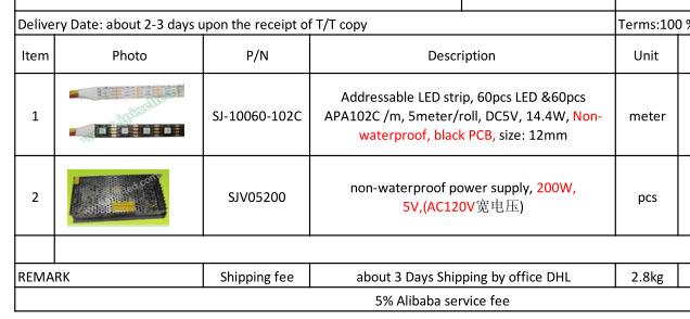 Гирлянда SJ LED PI 2 2015 LED light string