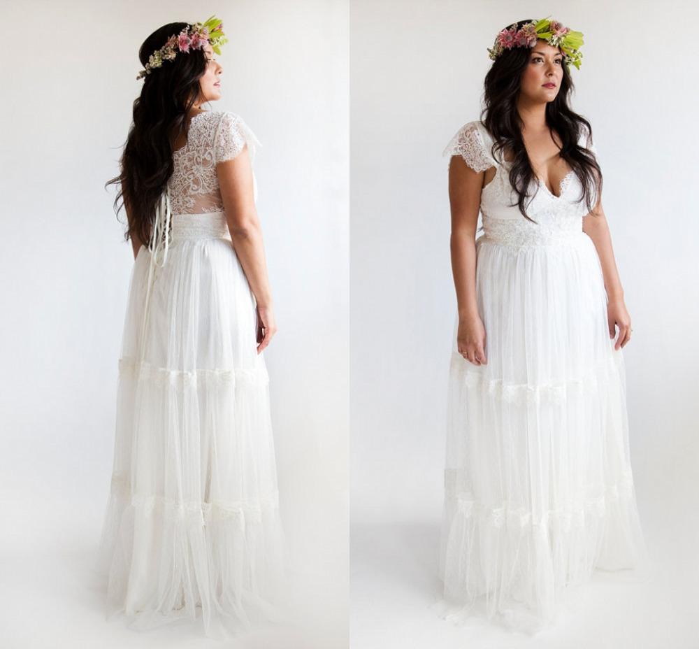 Flowing Plus Size Wedding Dresses Wedding Dress Plus Size