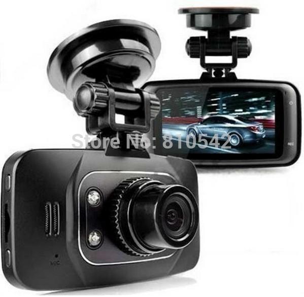 HD 1080P Car DVR Vehicle Camera Video Recorder car black box G-sensor HDMI GS8000L Car recorder(China (Mainland))