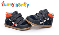 Free shipping good quility boys children leather sneakers for kids shoes baby sneakers baby girl boy casual shoes first walkers
