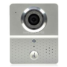 2015 New Wireless WIFI Door Bell Camera Interoom Doorbell  With Smartphone Control
