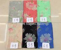 Free shipping New Arrival  ladies fashion  new flower print scarf  animal print scarf