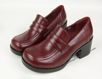 Hot sale V1 Thick with round Japanese college student uniform shoes wind COSPLAY