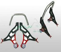 Motorcycle Accessories fits Suzuki GSXR600 GSXR750 K1 K3 K4 K5 K6 K8 rear parking Shelf Fixation