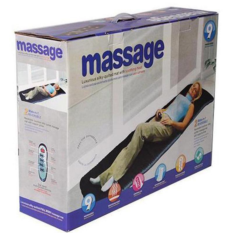 Achetez en gros lit de massage lectrique en ligne des grossistes lit de ma - Matelas massage electrique ...