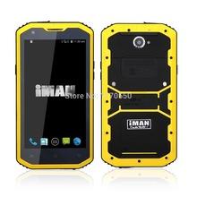 Original iMAN i8800 Android 4 4 MSM8916 Quad Core 4G 5 5 IP68 Waterproof Shockproof Smart