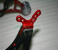Motorcycle Accessories fits Kawasaki NINJA250 ZX636 ZX-9R ZX-10R ZX-12R rear parking Shelf Fixation
