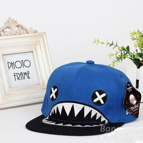 FastShip Fashion Big Mouth Matching Couple Hats Hit Hop Caps(China (Mainland))