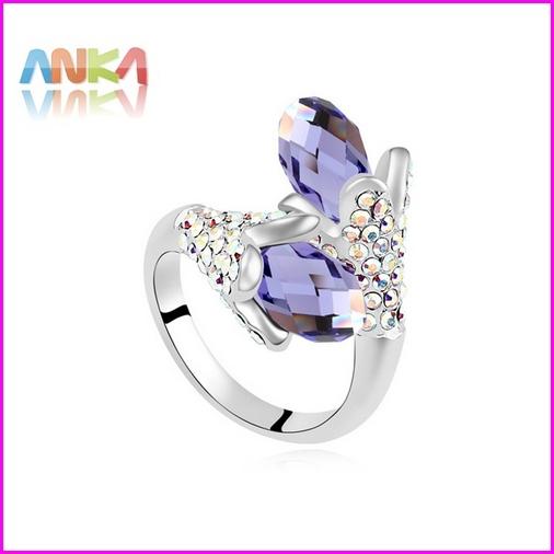к 2015 году новый кристалл кольцо