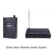 Wireless Audio System Amplifier Transmission Transmitter Receiver Kit for Electric Guitar Bass Top Quality