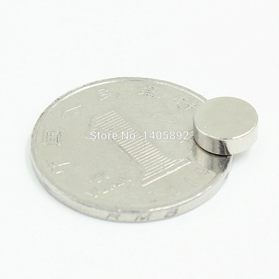Гаджет  100pcs Super Powerful Strong Bulk Small Round NdFeB Neodymium Disc Magnets Dia 8mm x 3mm N35  Rare Earth NdFeB Magnet None Строительство и Недвижимость