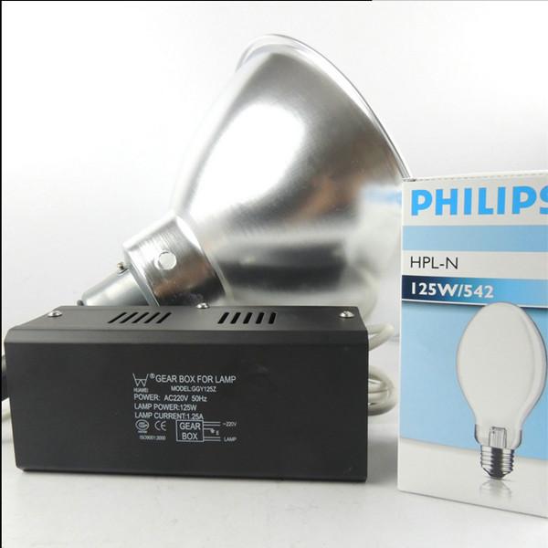 Люменсцентная лампа LD 125w loca LD-960 бактерицидная лампа дрт 125 1 магазины