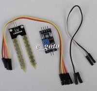 10pcs Soil Moisture Detection Sensor Soil Hygrometer Module for AVR Arm STM32