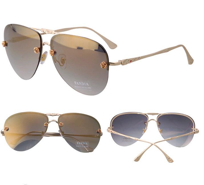 Женские солнцезащитные очки Sea gafas 2015 oculos feminino de soleil S0063
