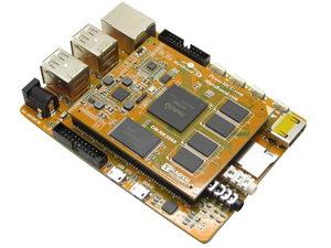 100% Original Mars Marsboard RK3066 Quad core Mali-400 MP GPU, Super Raspberries Dual core ARM Cortex A9 Development Board Kit(China (Mainland))