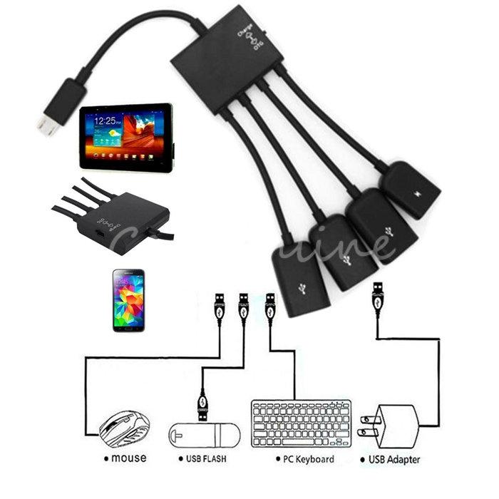 USB-хабы Отзывы о товарах из Китая