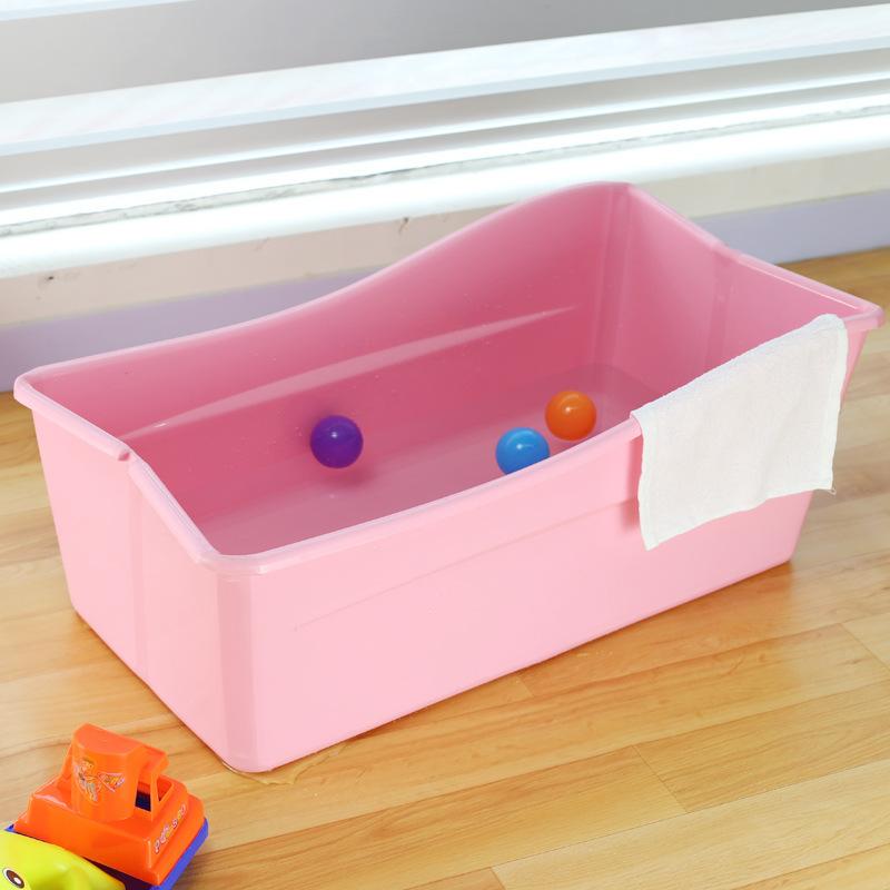 vasca da bagno del bambini verde : ... da bagno pi? caldo del bambino portatile piccola vasca da bagno