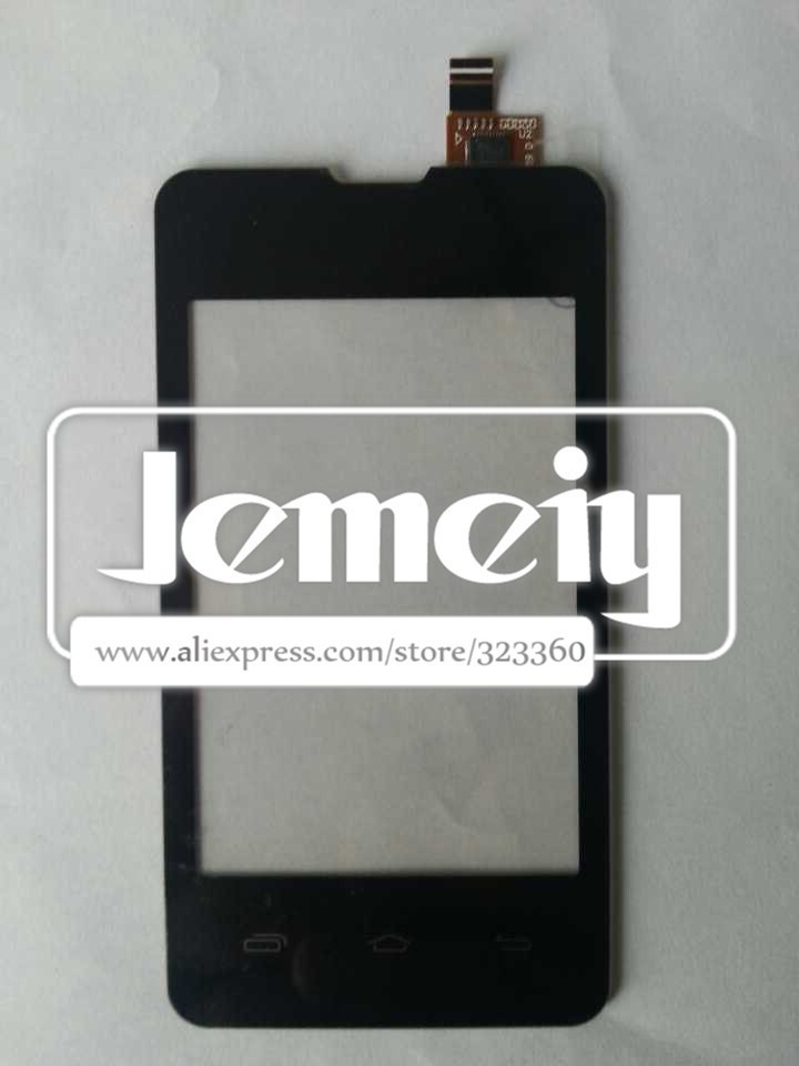 On stock black color touch screen for Explay Solo Touch Panel Glass Lens Replacement with free shipping with gift(China (Mainland))