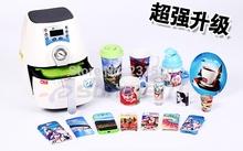 2015 New 3D Mini Digital Sublimation Vacuum Heat Press Machine for Mugs, phone cases, plates Combo