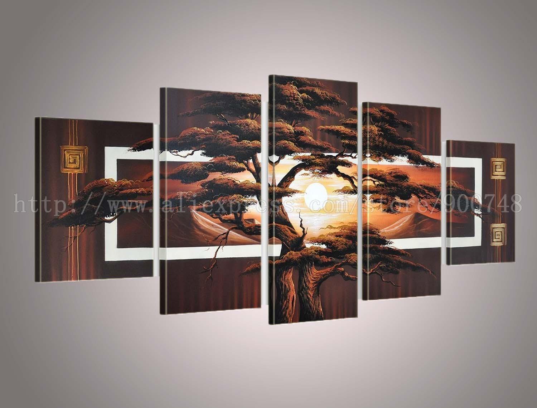 Buy Handmade Dining Room Oil Paintings For Living Room Backg