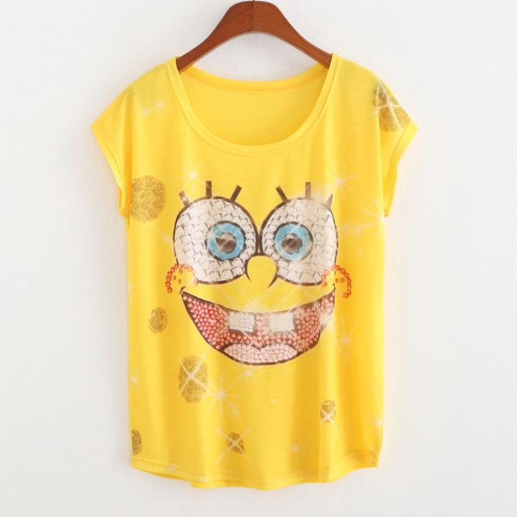 Женская футболка Brand New 2015 o t femininas tshirt женская футболка brand new 2015 tshirt roupas femininas
