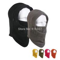 Winter Ski Hat for man or woman CS Outdoor Riding Climbing Motorcycle Sports Caps Men/Women Warm Fleece Hat Hooded Cap