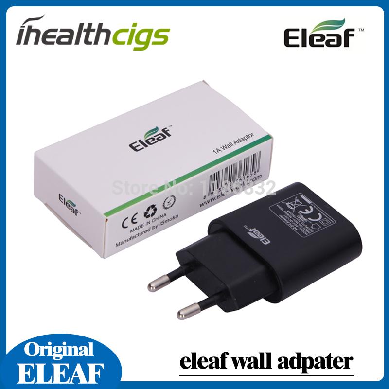 100% Eleaf iStick 1A Eleaf iStick 20w 30w 50w iStick istick wall adapter сменная панель для eleaf istick 100w tc черная