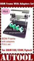 2015 Excellent BDM Frame With Adapters Set For BDM100 BDM 100 ECU Programmer BDM Frame Also Fit Original Fgtech Galletto / CDM