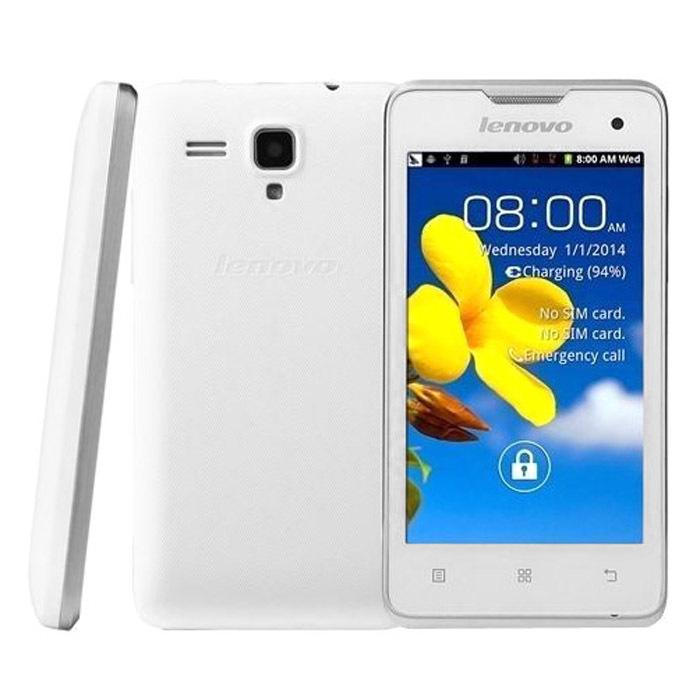 Original Lenovo A396 4.0 inch 3G Android Smart Phone SC7730 Quad Core 1.2GHz Cheap Brand Phone WCDMA GSM(China (Mainland))