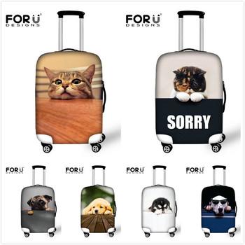 Новый 18 - 30 дюймов животных кошка дорожного чемодана багажа защитная крышка с сумка ...