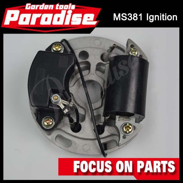 Комплектующие к инструментам PARADISE MS070 105CC MS070 Ignition комплектующие к инструментам paradise 25 2 fs90 fs100 fs110 fs130 fs250 fs56 606355019