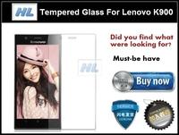Explosion Proof Front Premium Tempered Glass Screen Protector For Lenovo K900 Protection Film For Lenovo K900 Pelicula De Vidro
