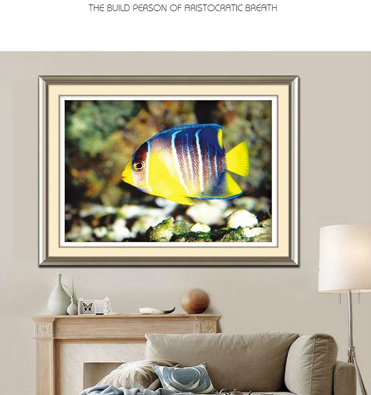 Colorful Fish Painting Painting Colorful Fish