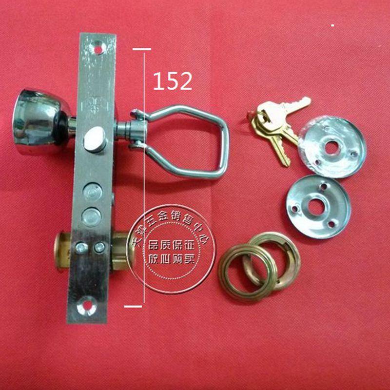 Authentic vintage card lock Shen Shi Shen Xiang brand anti- theft lock picking locks(China (Mainland))