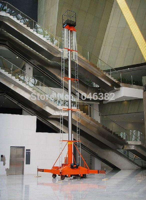 GTTY-20B Hydraulic Pair Ladder Type Telescopic Man Work Lift(China (Mainland))
