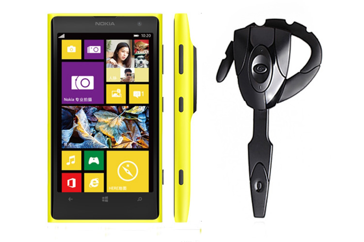 mini EX 01 smartphone General Support 3 0 Bluetooth headset for Nokia Lumia 1020 Free Shipping