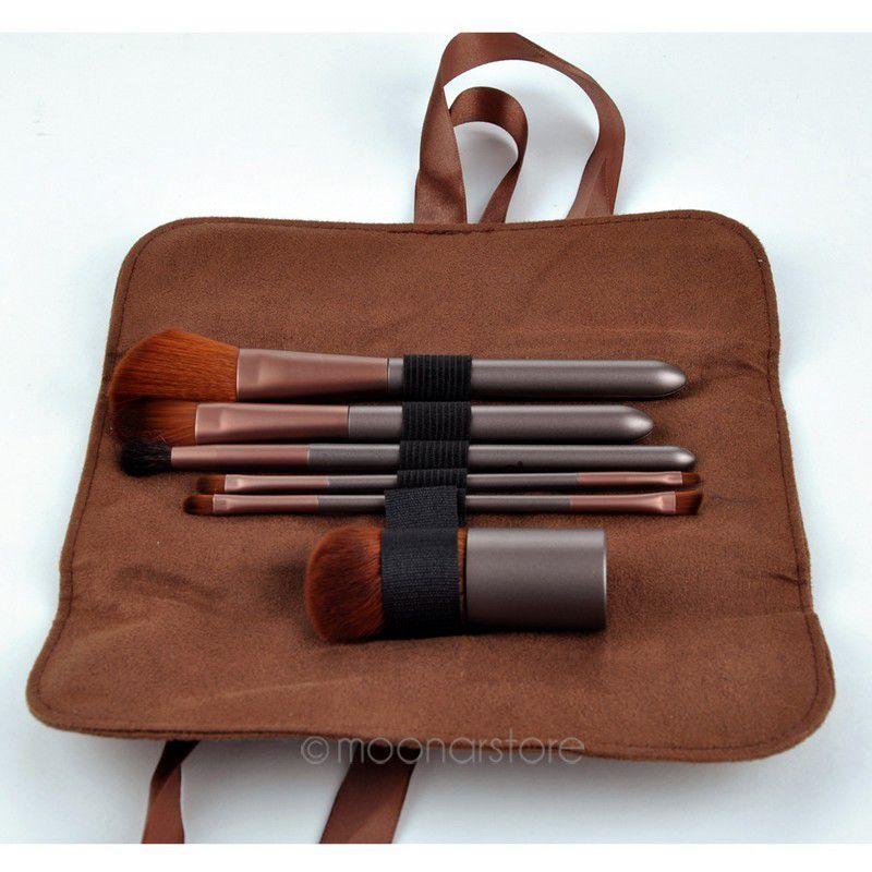 Кисти для макияжа OEM 6 F50HJ0043 #M1 Makeup Brushes кисти для макияжа oem 50 brusheyeliner yy80